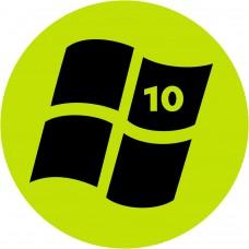 Install microsoft windows 10